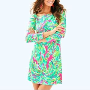 Lilly Pulitzer Dresses Sophie Dress Raz Berry Shady Lady